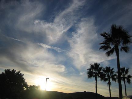 Pictogram III: Sky High in Santa Monica (2/6)