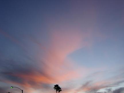 Pictogram III: Sky High in Santa Monica (3/6)