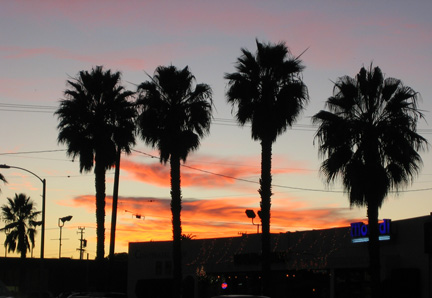 Pictogram III: Sky High in Santa Monica (6/6)