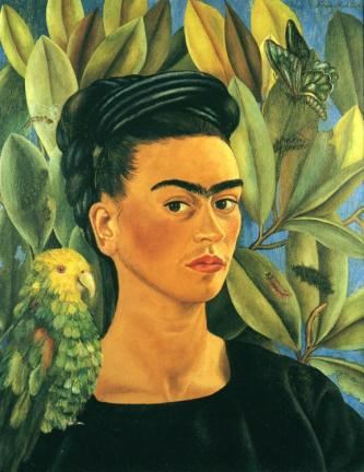 FK_self-portrait-with-bonito-1941