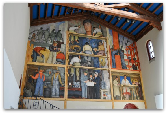 Still raving about rivera artissima blog of for Diego rivera mural chicago
