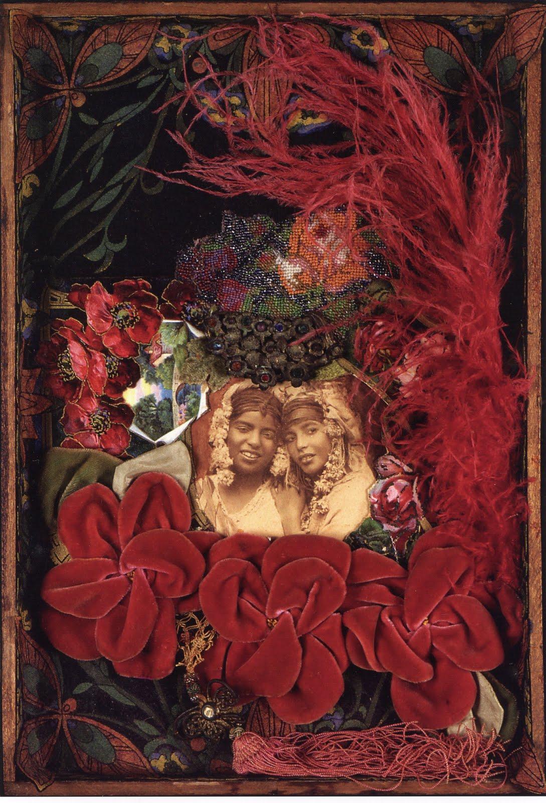 Famous Collage Art Pieces